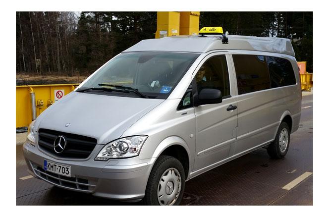 Pellinge Taxi och Minibus service